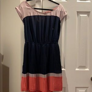 American Eagle pleated dress NEW